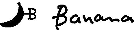 バナナ ロゴ